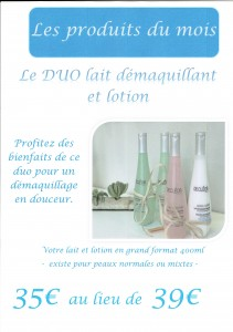 DUO DEMAQUILLANT PROMO