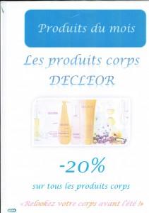 promo corps -20%