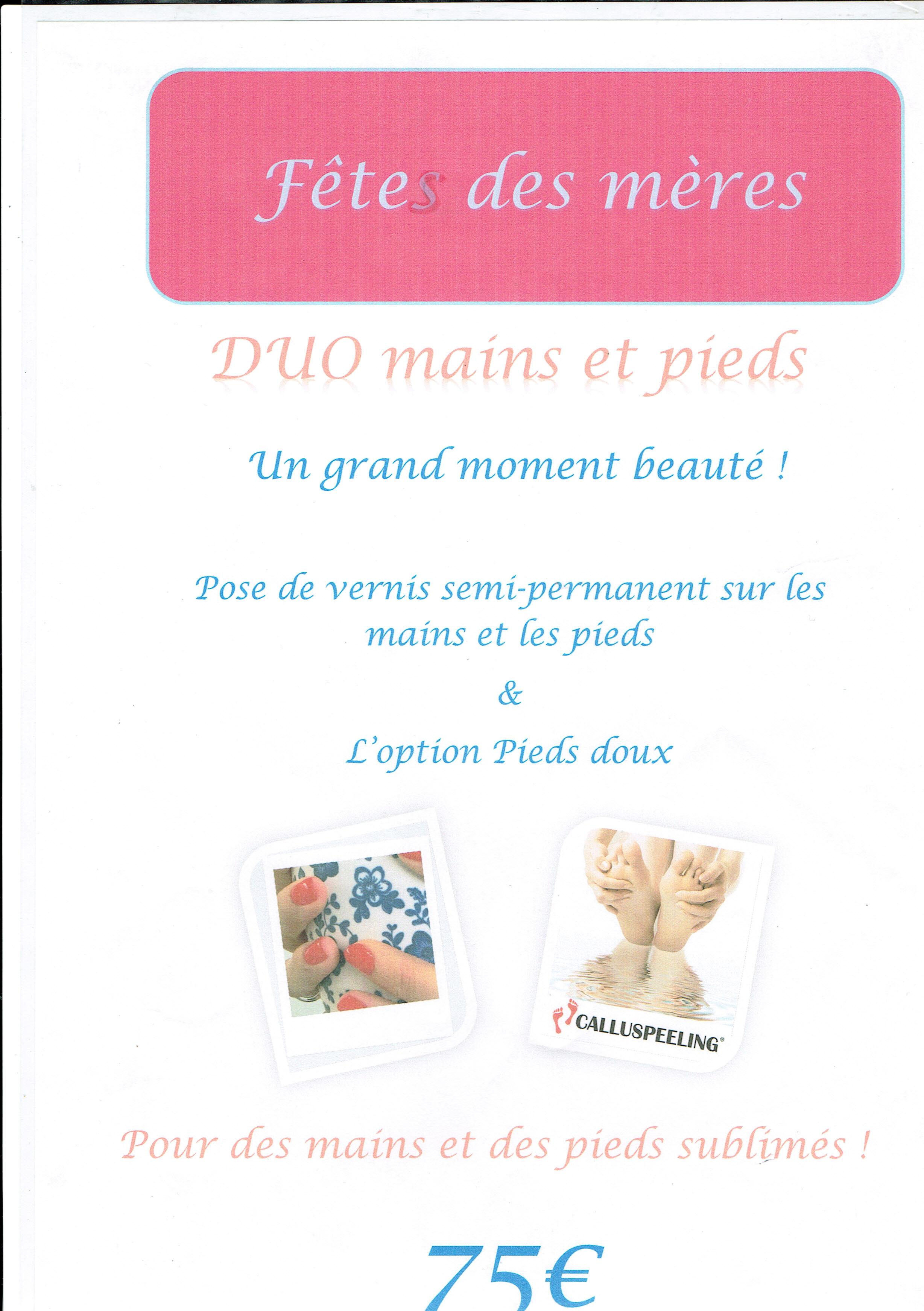 idée cadeau fête des mères • l'institut rue aristide • rezÉ