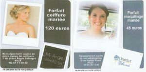 FLYERS MARIAGE